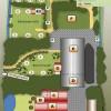 Plattegrond van Camping & Boertel De Maarsdijk